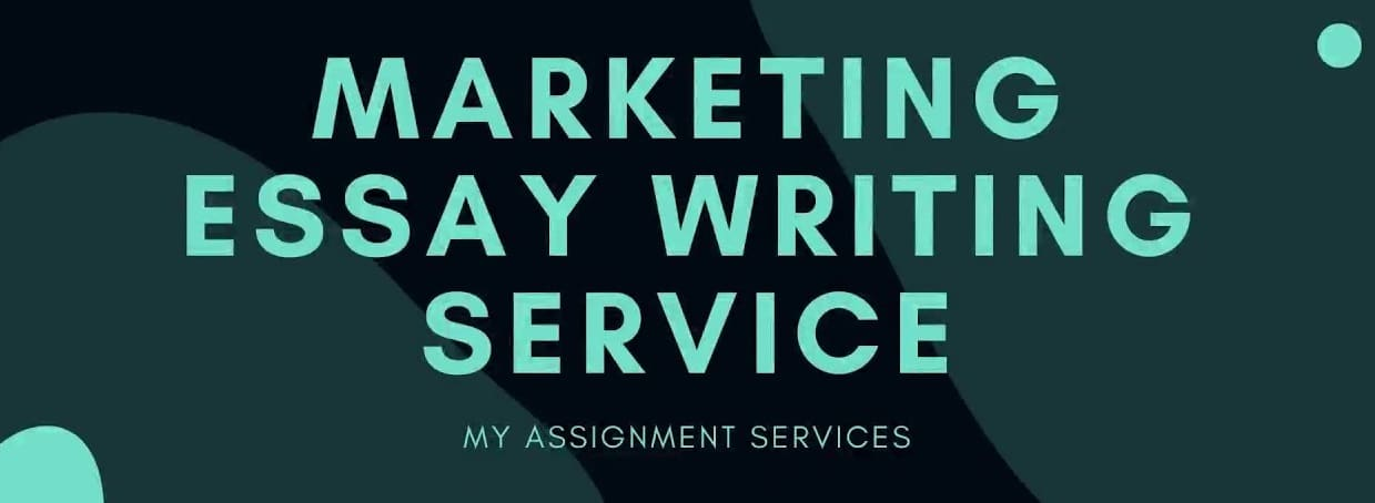 Marketing Essay Writing Service
