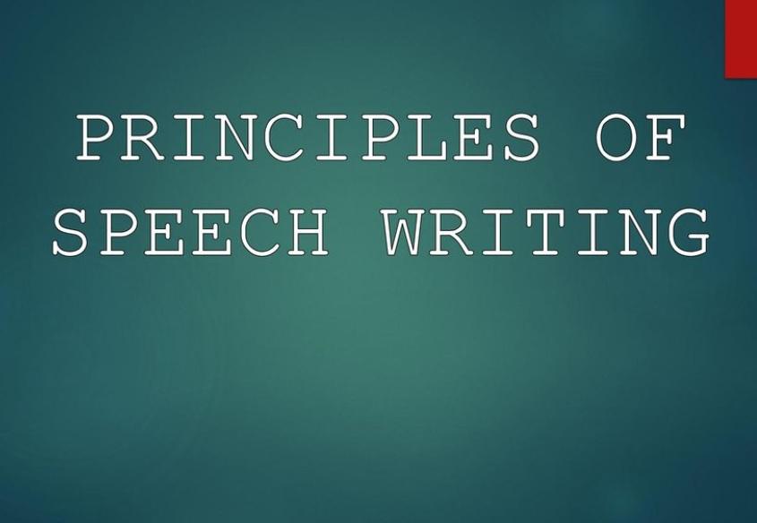 Speech Expert writers